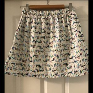 Lilly Pulitzer Oh Buoy Nautical Callie Skirt